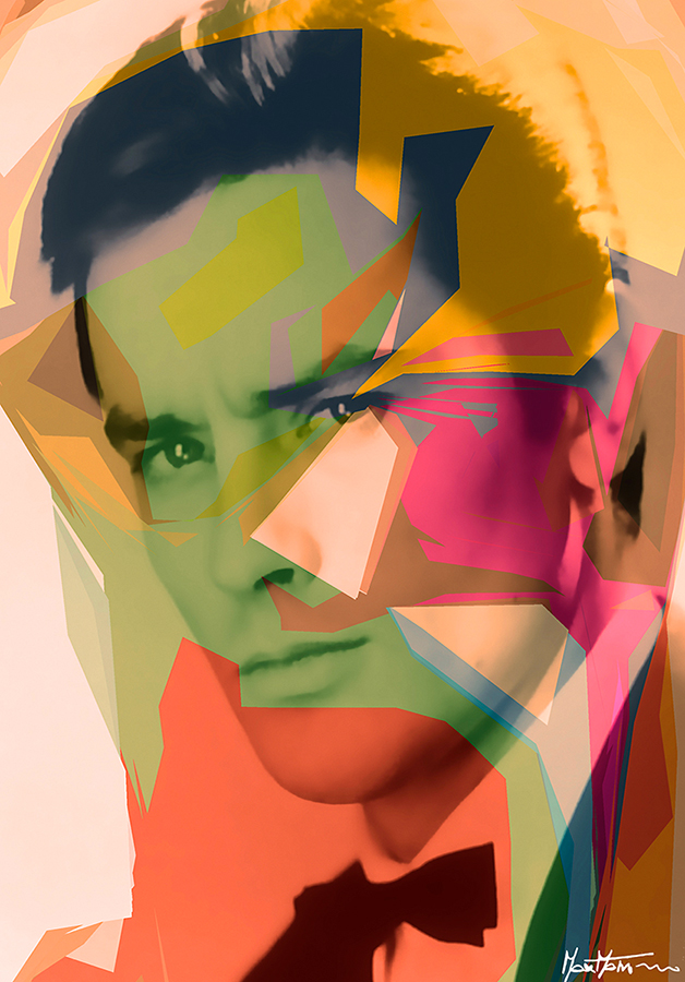ALAIN DELON ART 2013 modificato 1